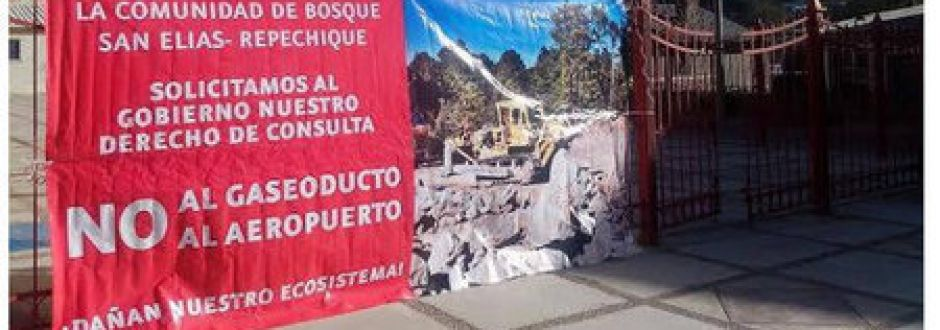 La comunidad de Repechike obtiene amparo para detener la ocupación de sus tierras por la construcción del Gasoducto Encino-Tobolobampo.