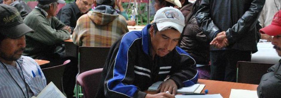 Un paso más en la carrera hacia la justicia: rarámuris participan en modificaciones al Aeropuerto de Creel